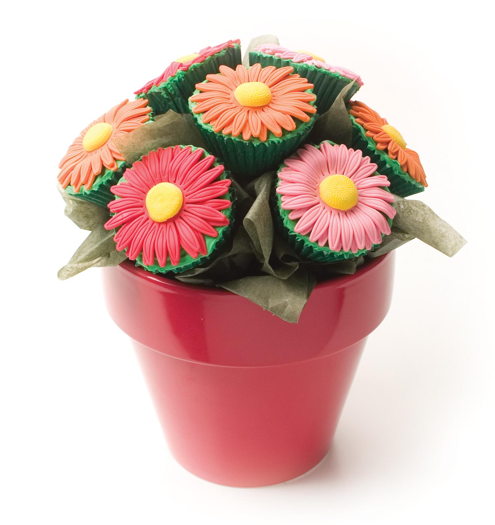 cupcake bouquet | Autumn Carpenter\'s Weblog