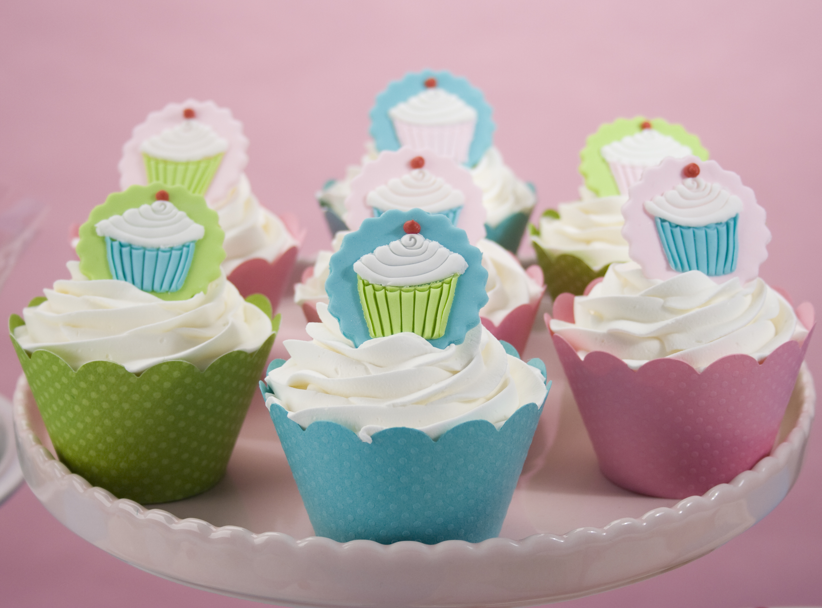 Images Of Party Cupcake : cupcake theme Autumn Carpenter s Weblog