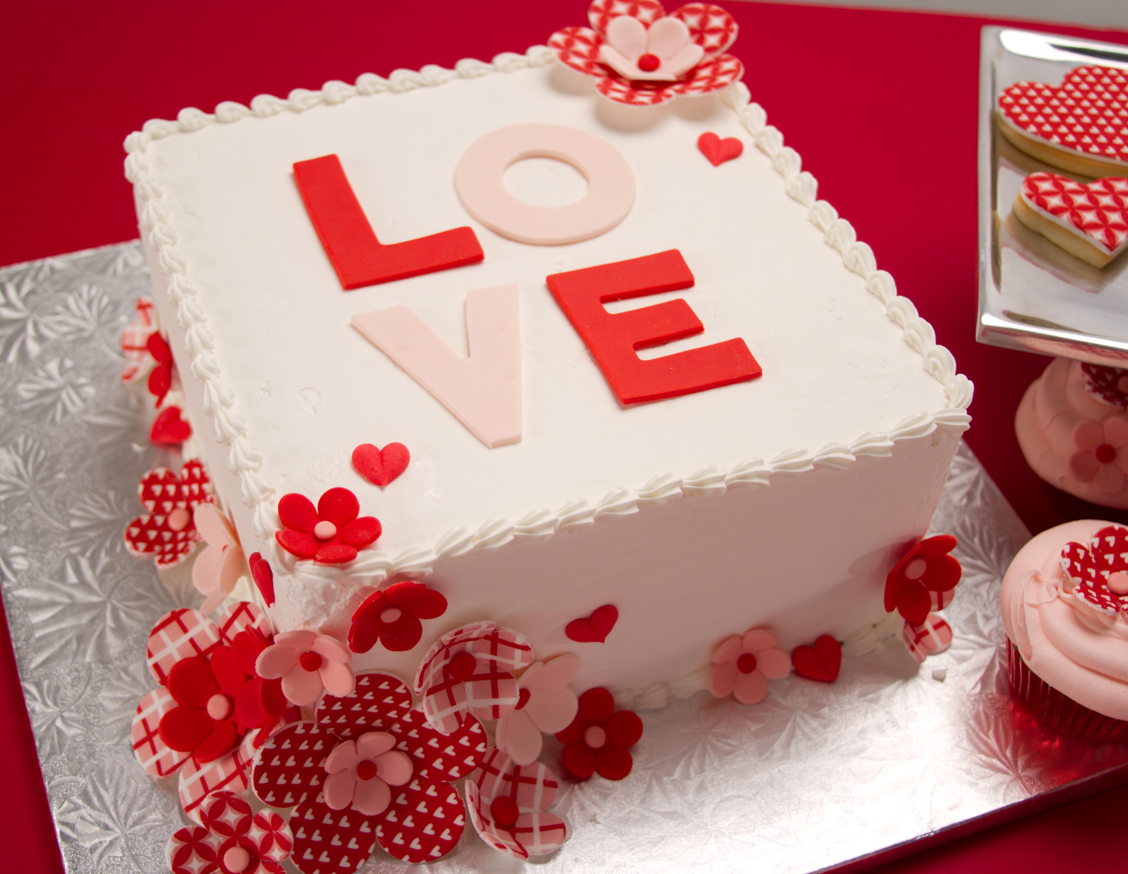 valentine cakes   autumn carpenter's weblog
